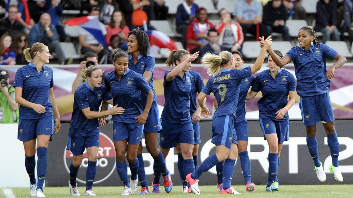 France football féminin