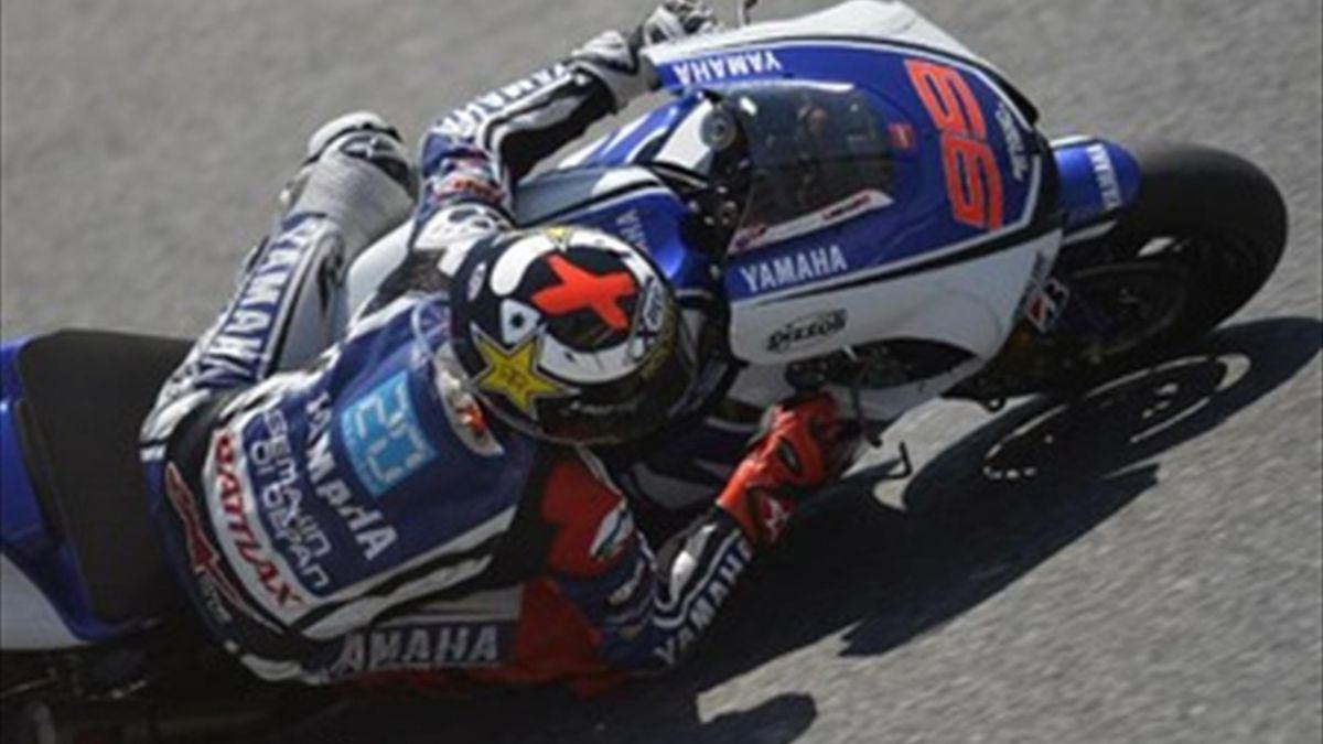 Jorge Lorenzo n'est pas contre un retour de Valentino Rossi chez Yamaha
