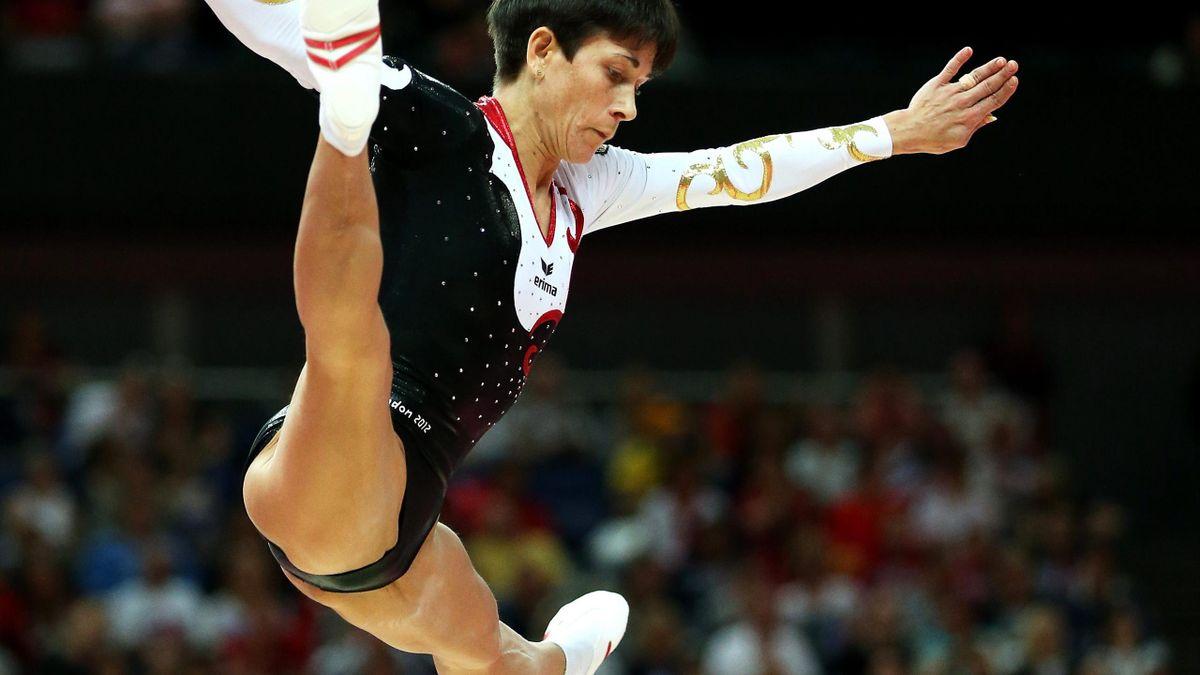 Oksana Chusovitina 2012 London Gymnastics artistic
