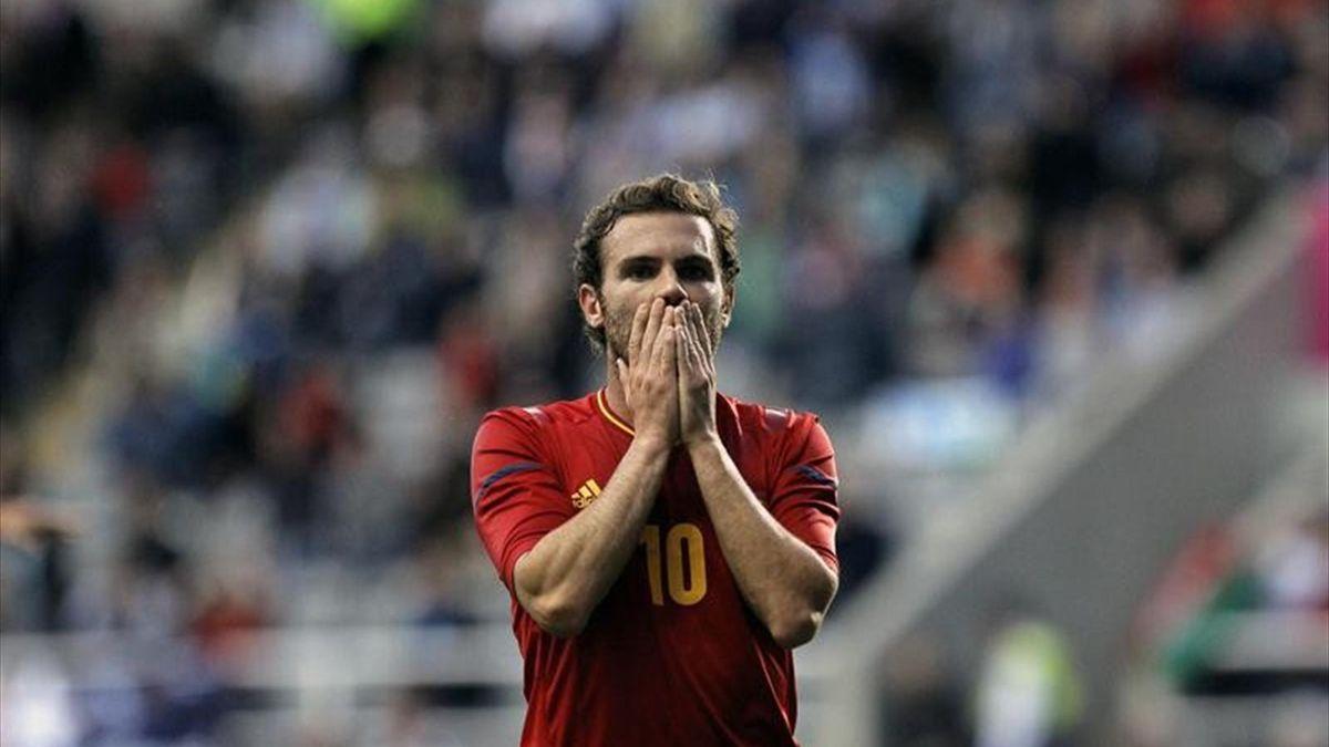 España fútbol juegos olímpicos londres Juan Mata 2012