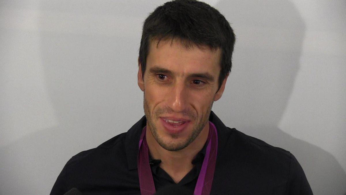 2012 TOny Estanguet Club France
