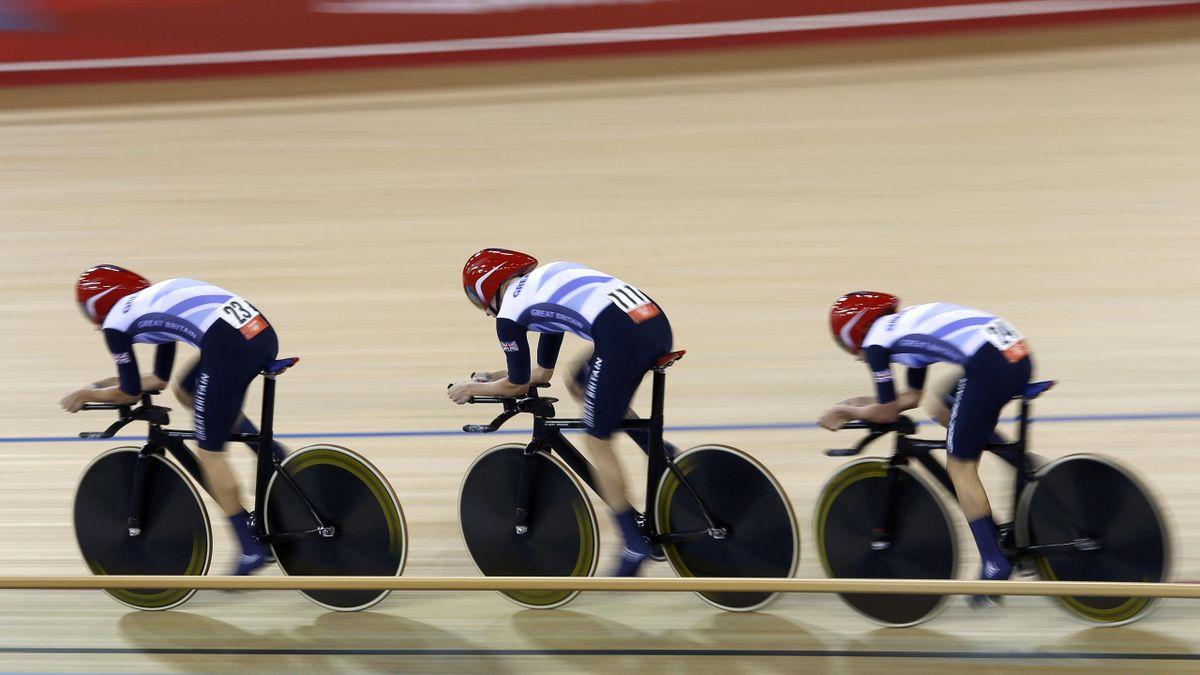 britanya pist bisikleti