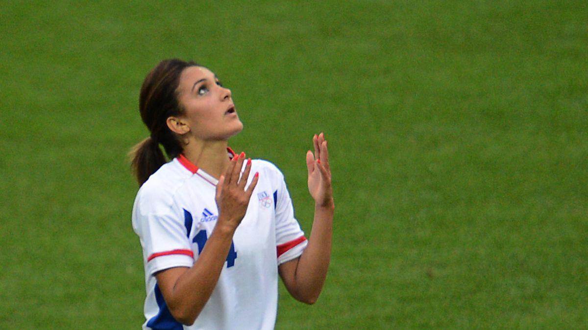 Necib France Japon football féminin