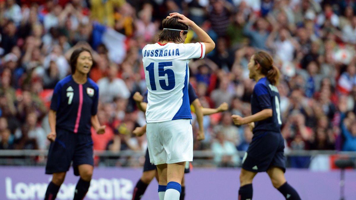 Bussaglia France Japon football féminin