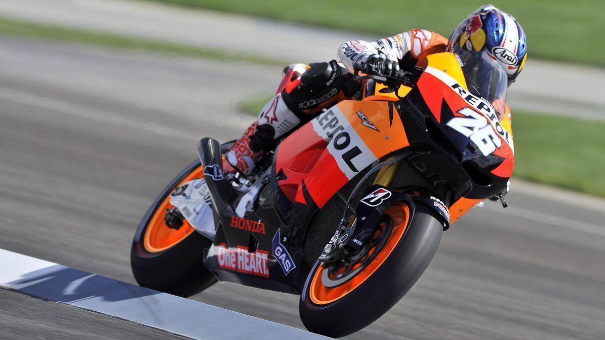 2012 GP d'Indianapolis Honda Pedrosa