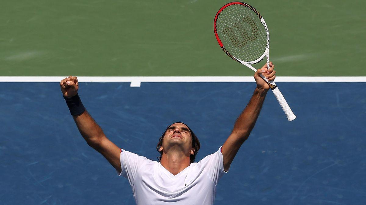 TENNIS Cincinnati 2012 Roger Federer
