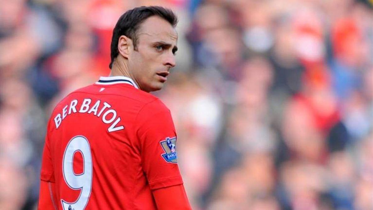 Dimitar Berbatov - Manchester United 2012 (Imago)