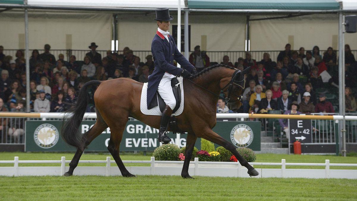 конный спорт фокс-питт