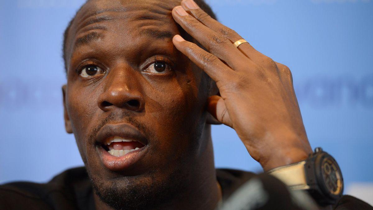 ATHLETISME 2012 Usain Bolt