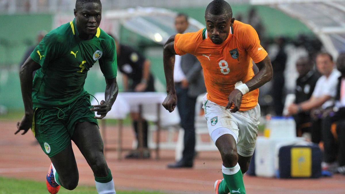 Cote d'Ivoire Senegal Kalou