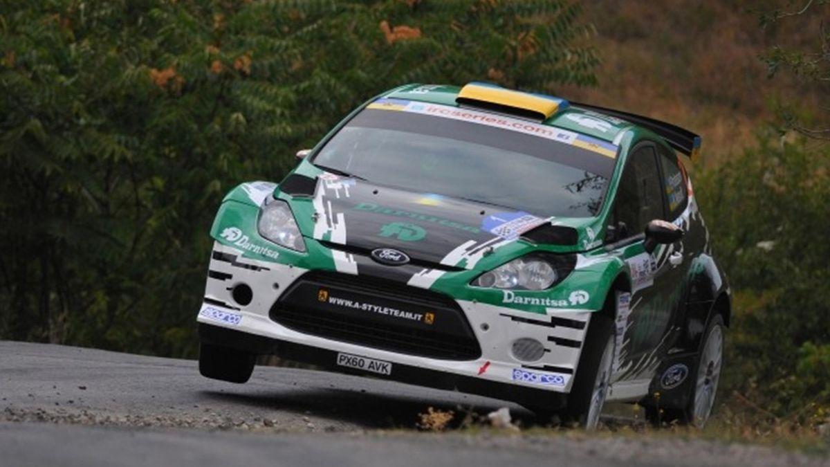 2012 Yalta Rally Ford Protasov