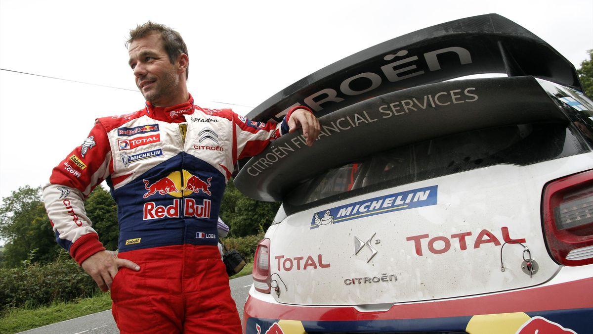 2012 Rallye de Grande Bretagne Citroen Loeb