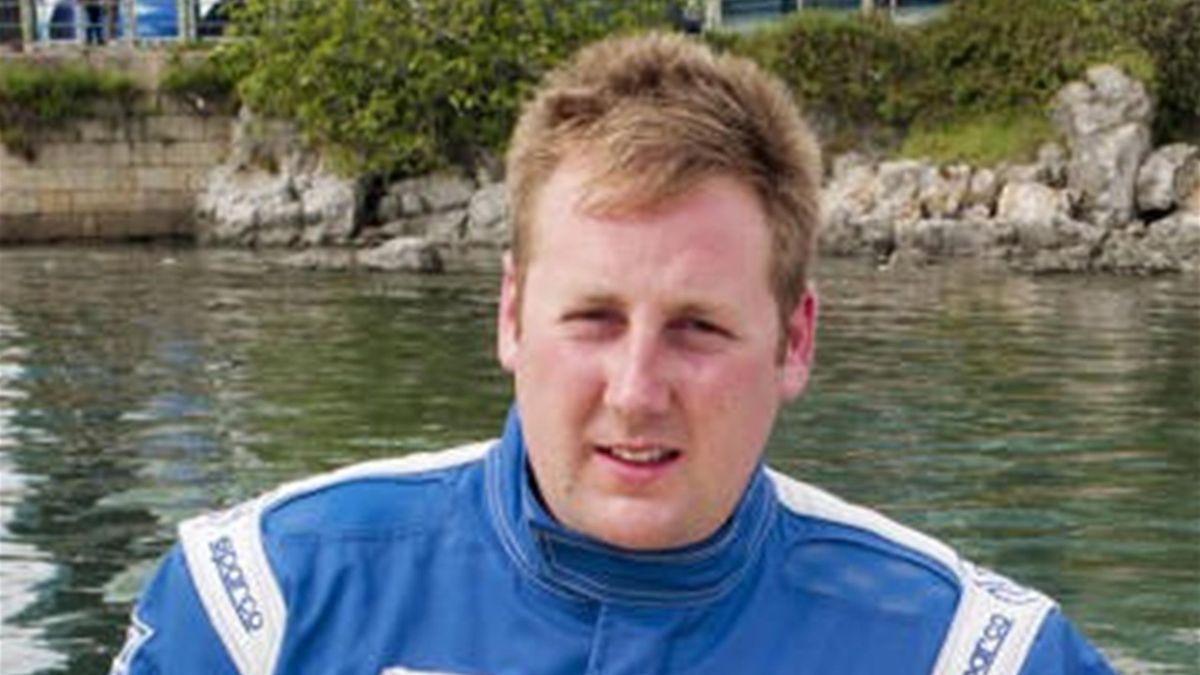 Mike Lovell, who died after a P1 Superstock powerboat crash on September 16