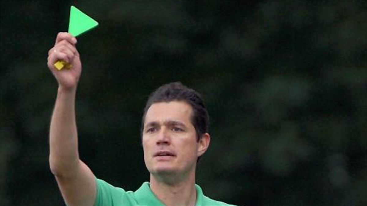FOOTBALL Green Card 2012
