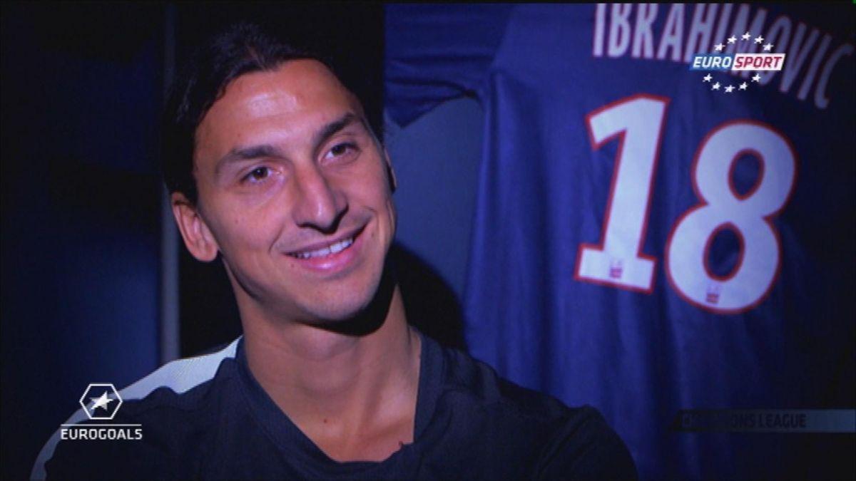 1001 Eurogoals: Ibrahimovic - Porto v. PSG