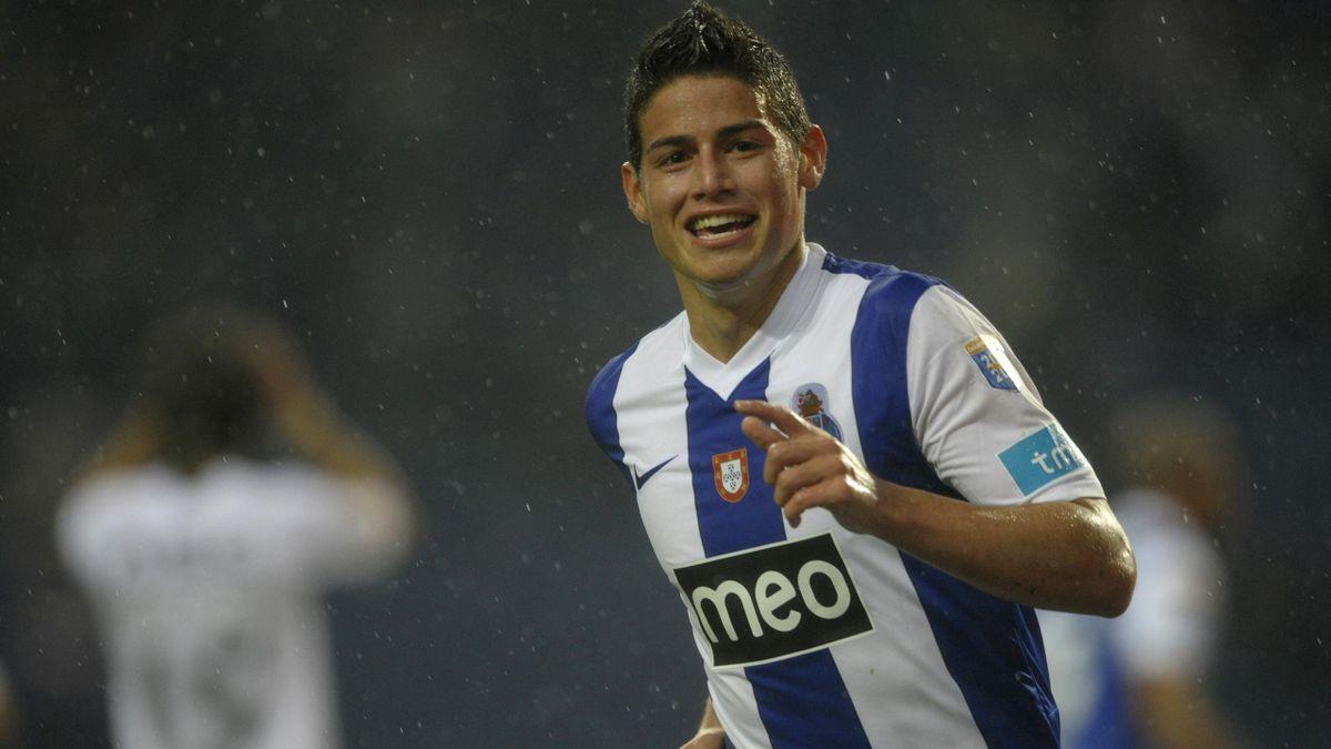 FOOTBALL - 2012/2013 - FC Porto - James Rodriguez