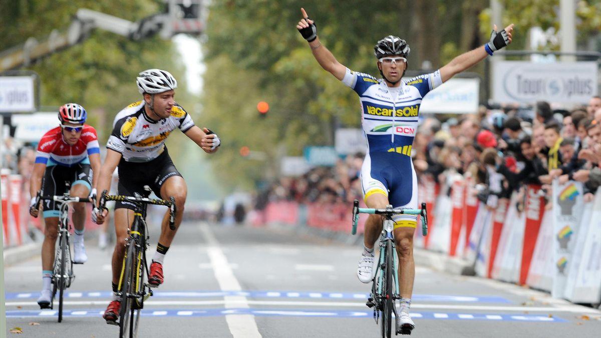 marco marcato paris tours 2012