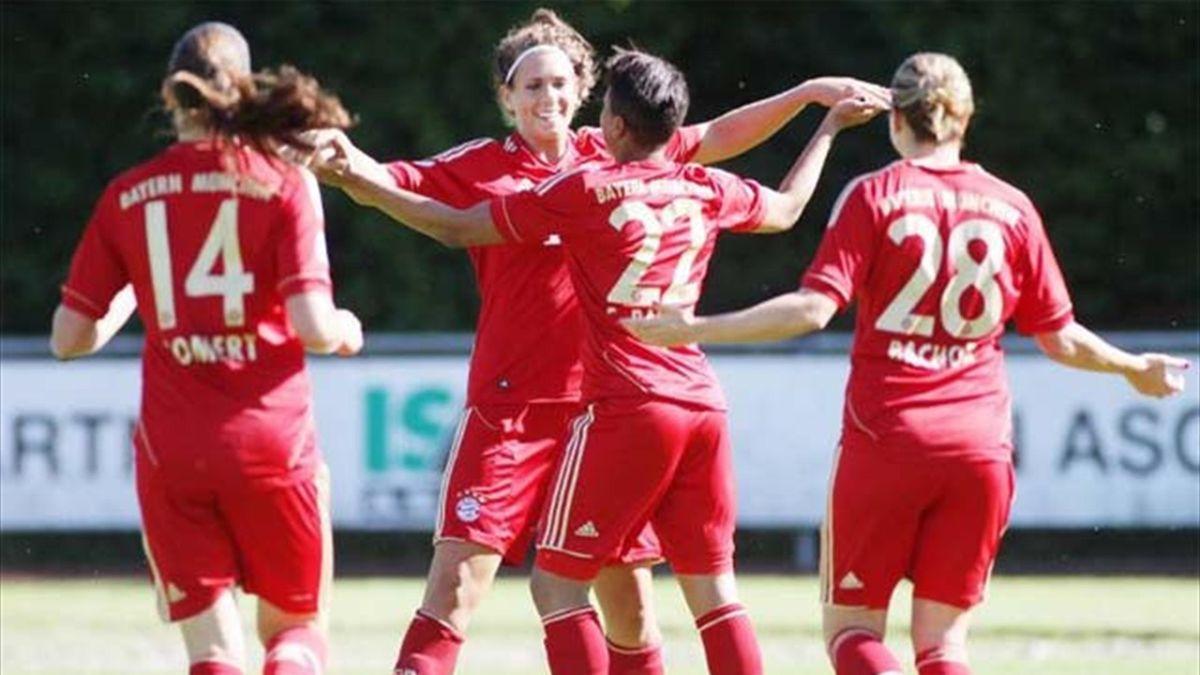 Women Soccer Team - FC Bayern München