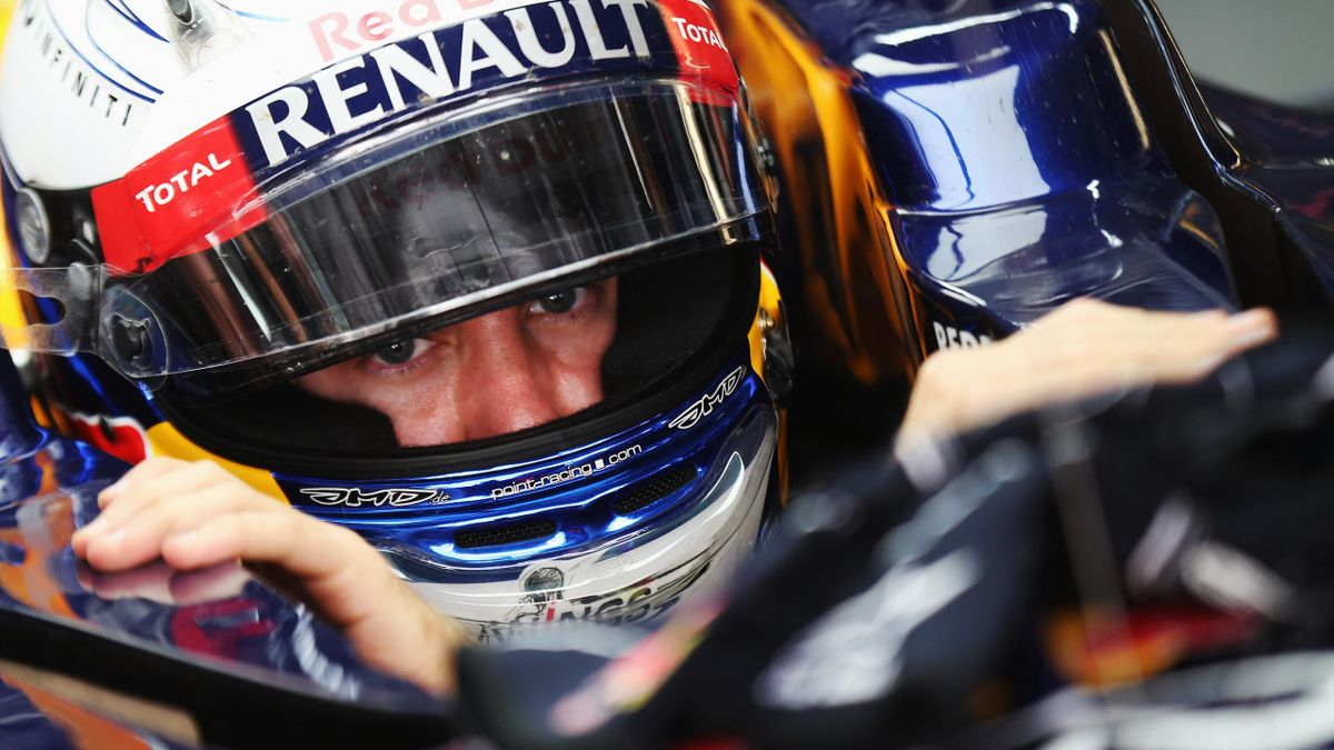 2012 Korean GP Red Bull Vettel