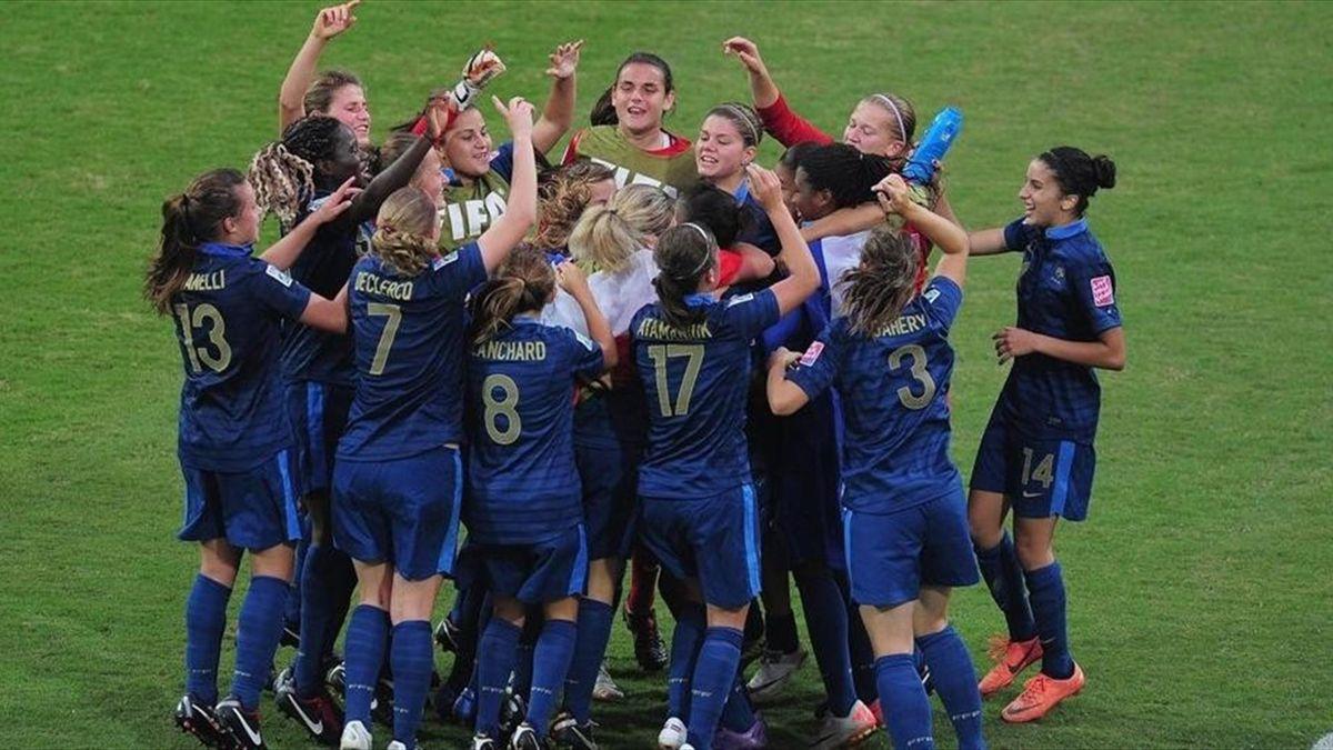 filles moins de 17 ans coupe du monde