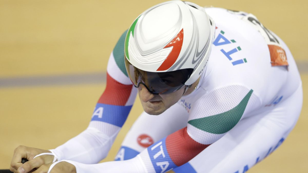 Elia_Viviani_Ciclismo su pista_Italia