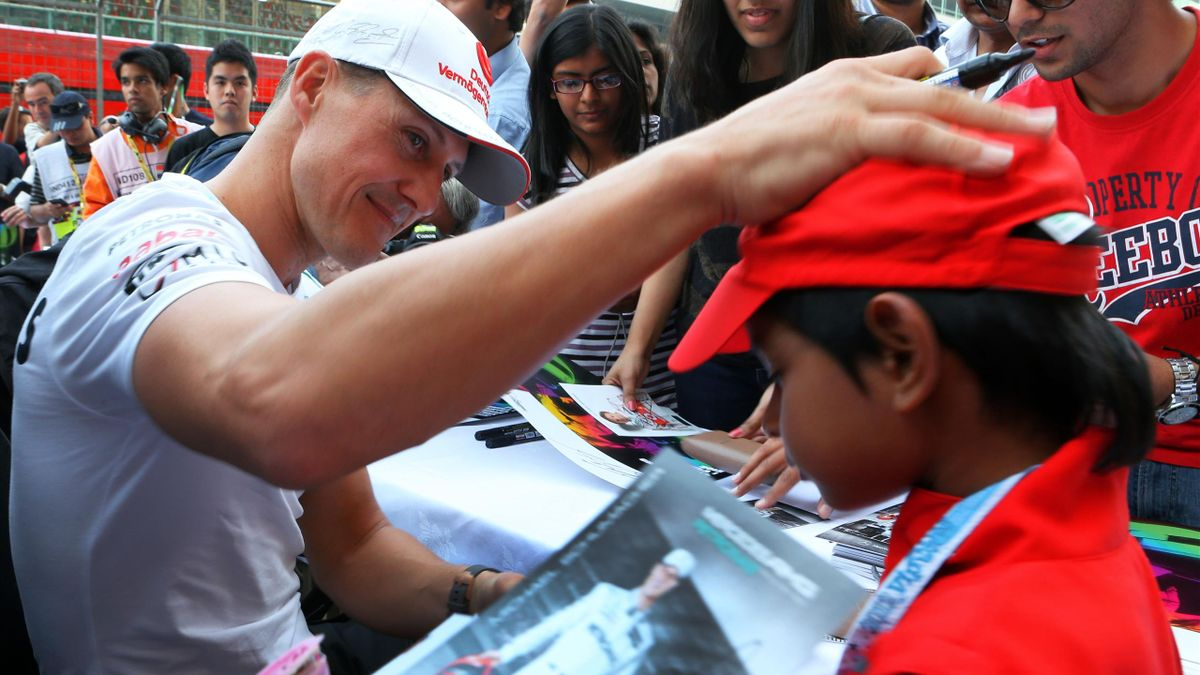 Saison 2012: Michael Schumacher, Grand Prix Indien