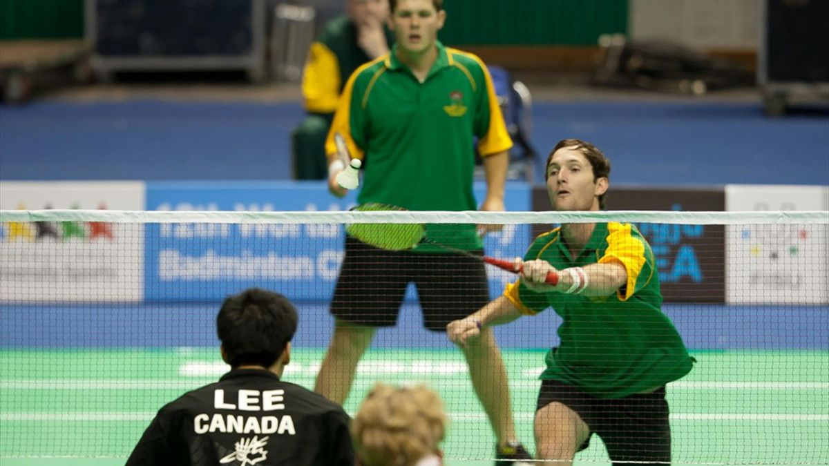 Badminton - CMU 2012