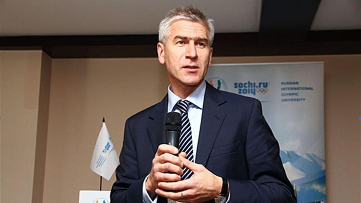 FISU 1st Vice-President at Peace and Sport Forum 2012