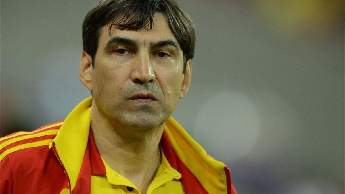 Victor Pițurcă, fostul selecționer al României