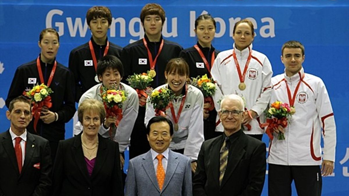 Gwangju badminton