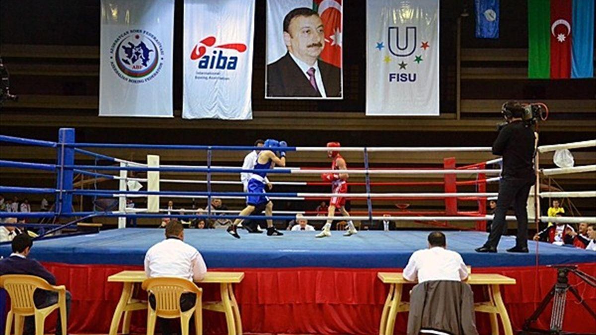 Boxe Baku
