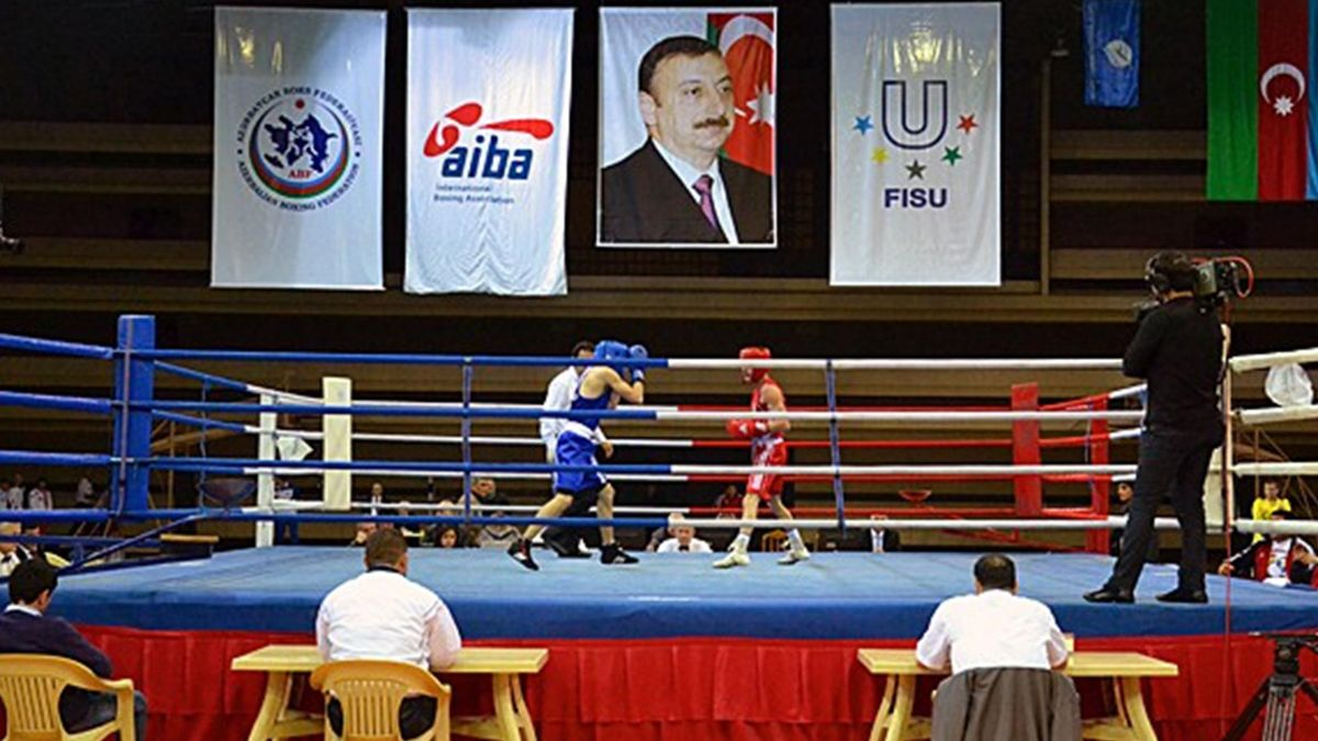 The fifth World University Boxing Championship in Baku