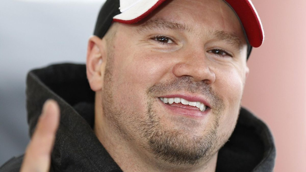 Steven Holcomb of the US (AFP)