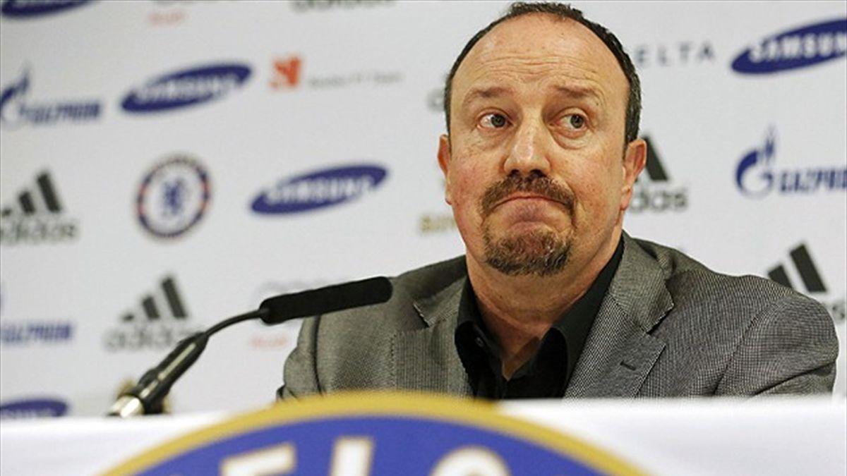 Rafa Benitez (Reuters)