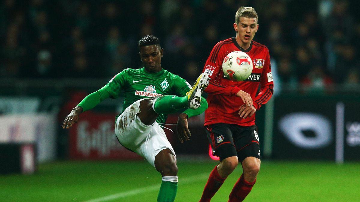 Werder Bremen gegen Bayer Leverkusen, Bender, Elia