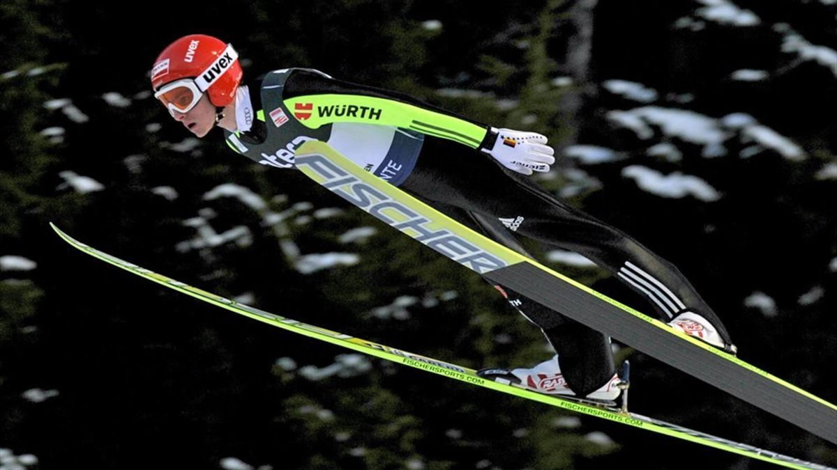 Richard Freitag belegt in Kuusamo Platz zwei