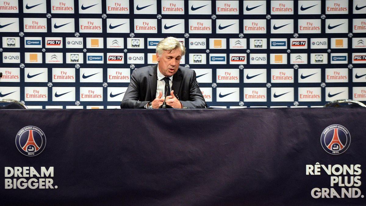 Ligue 1 2012/2013 PSG Ancelotti