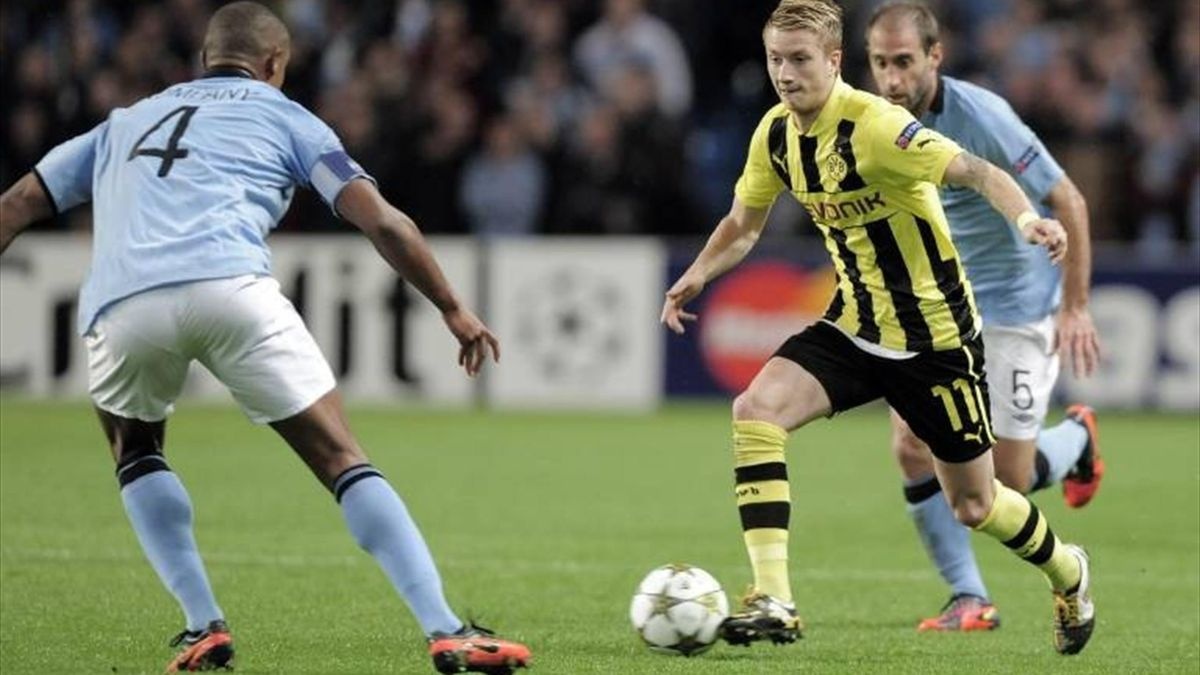 Боруссия» Д – «Манчестер Сити»: перед матчем - Eurosport