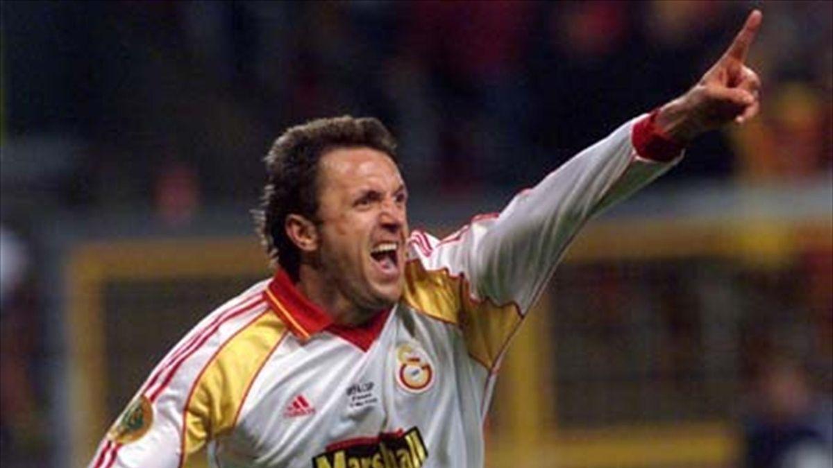 gheorghe popescu, galatasaray 2000 uefa cup