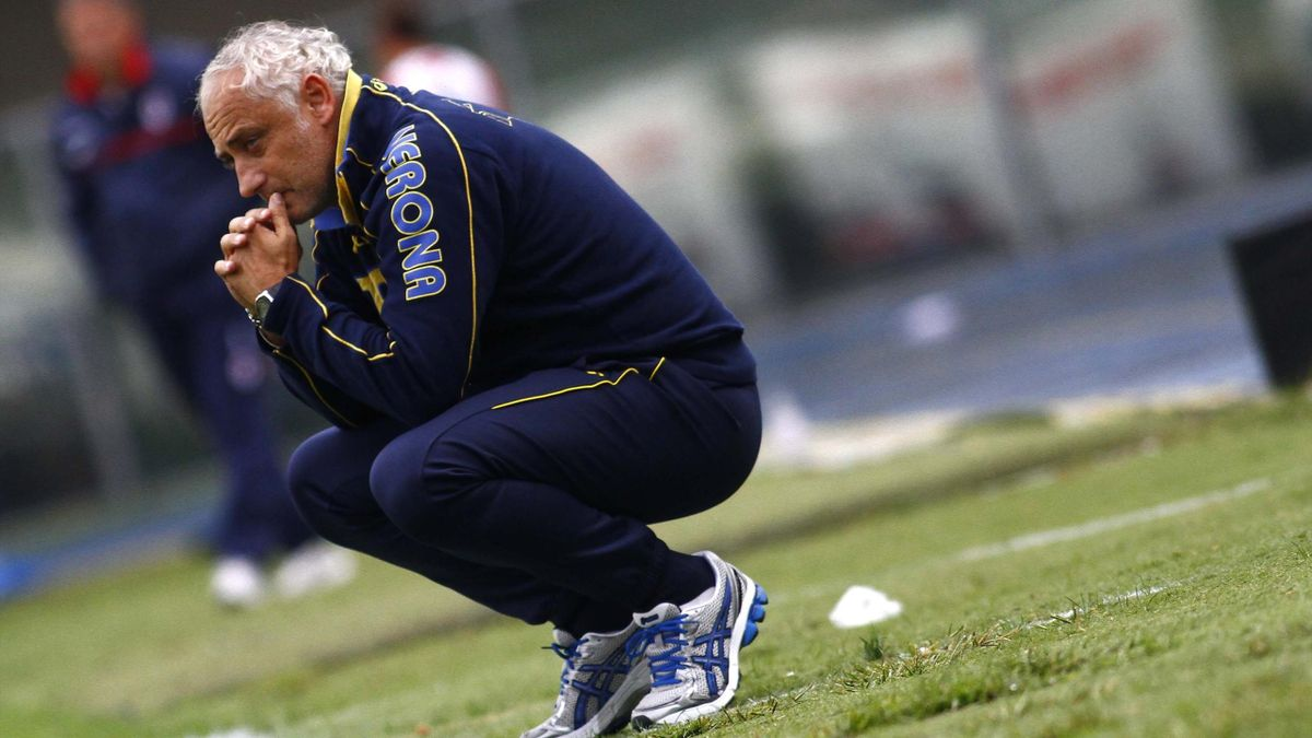 Andrea Mandorlini, Verona (Eurosport)