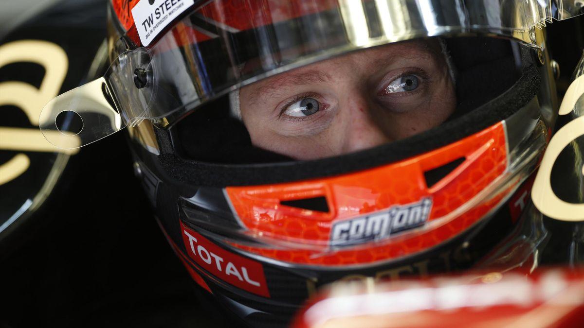 2012 GP d'Inde Lotus Grosjean