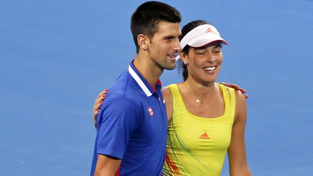 Tennis Hopman Cup: Ivanovic, Djokovic