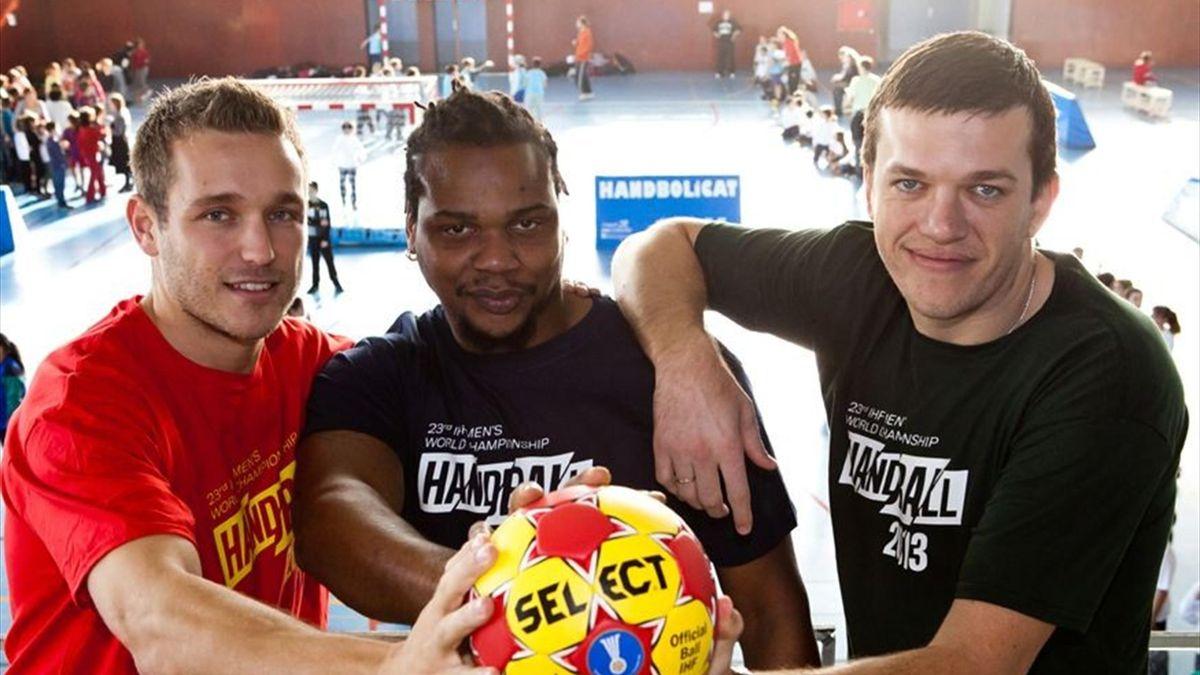 Balonmano España 2013