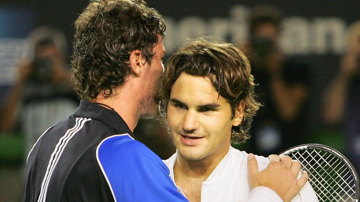 Federer și Safin, la Australian Open 2005