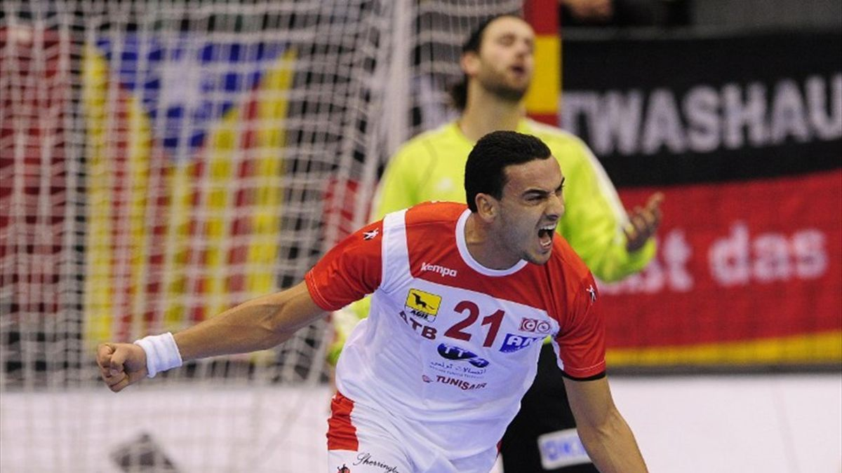 tunis germany handball