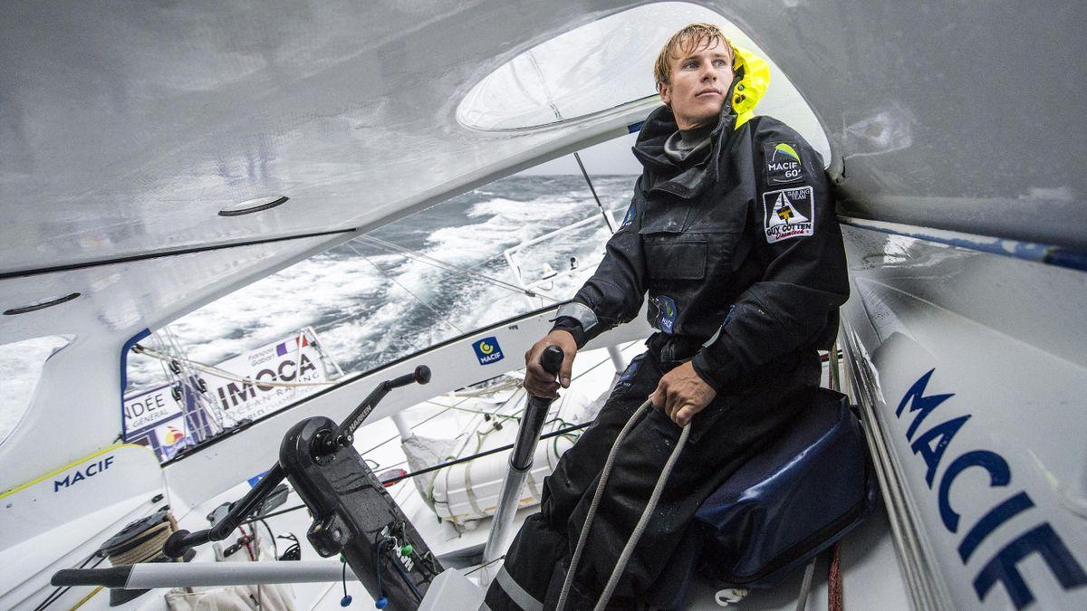 VOILE Vendee Globe 2012 - François Gabart