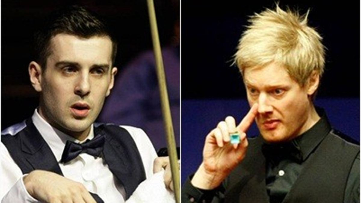 mark selby and neil robertson