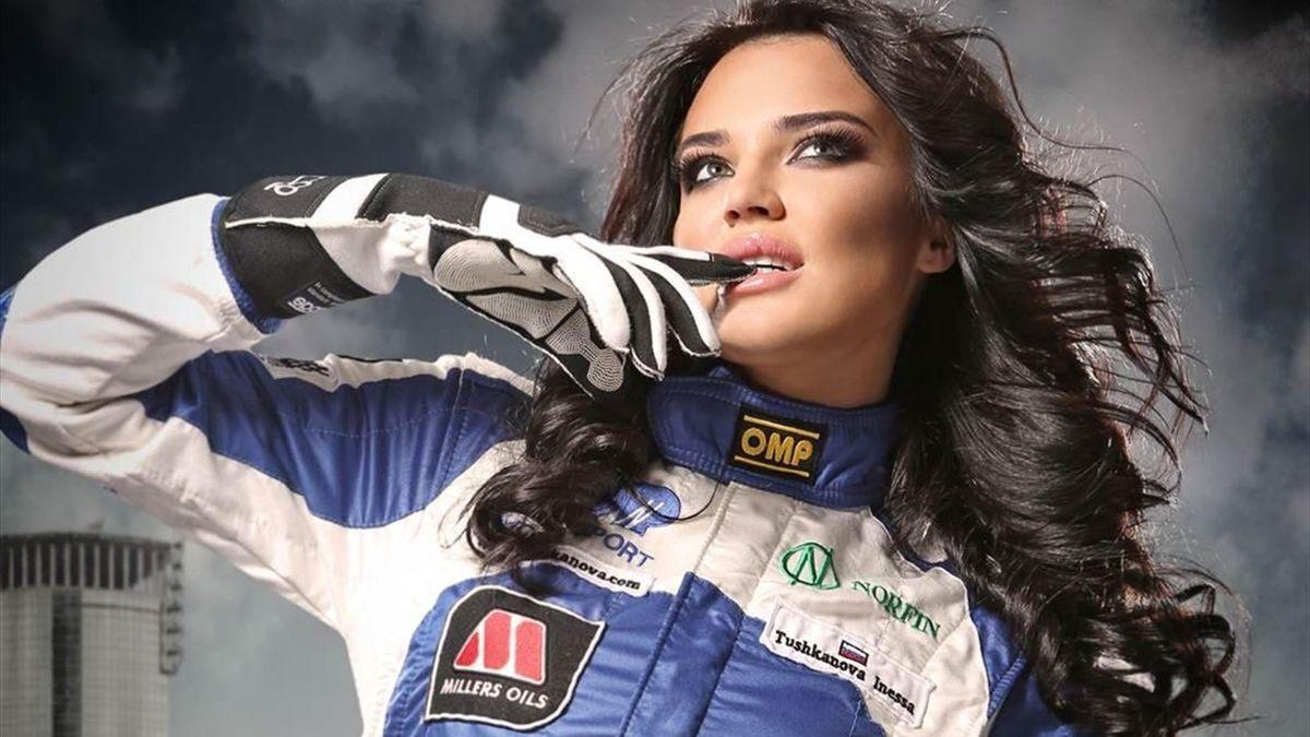 Инесса Тушканова ралли ERC Украина