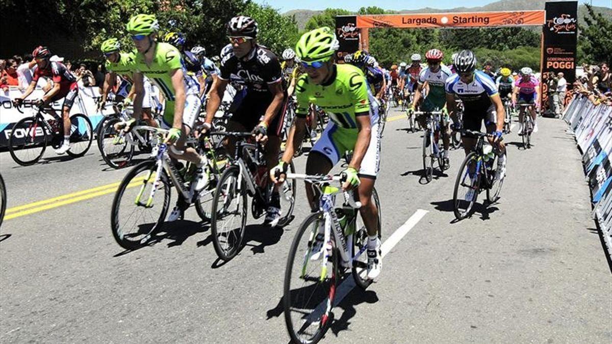 Imagen del Tour de San Luis 2013