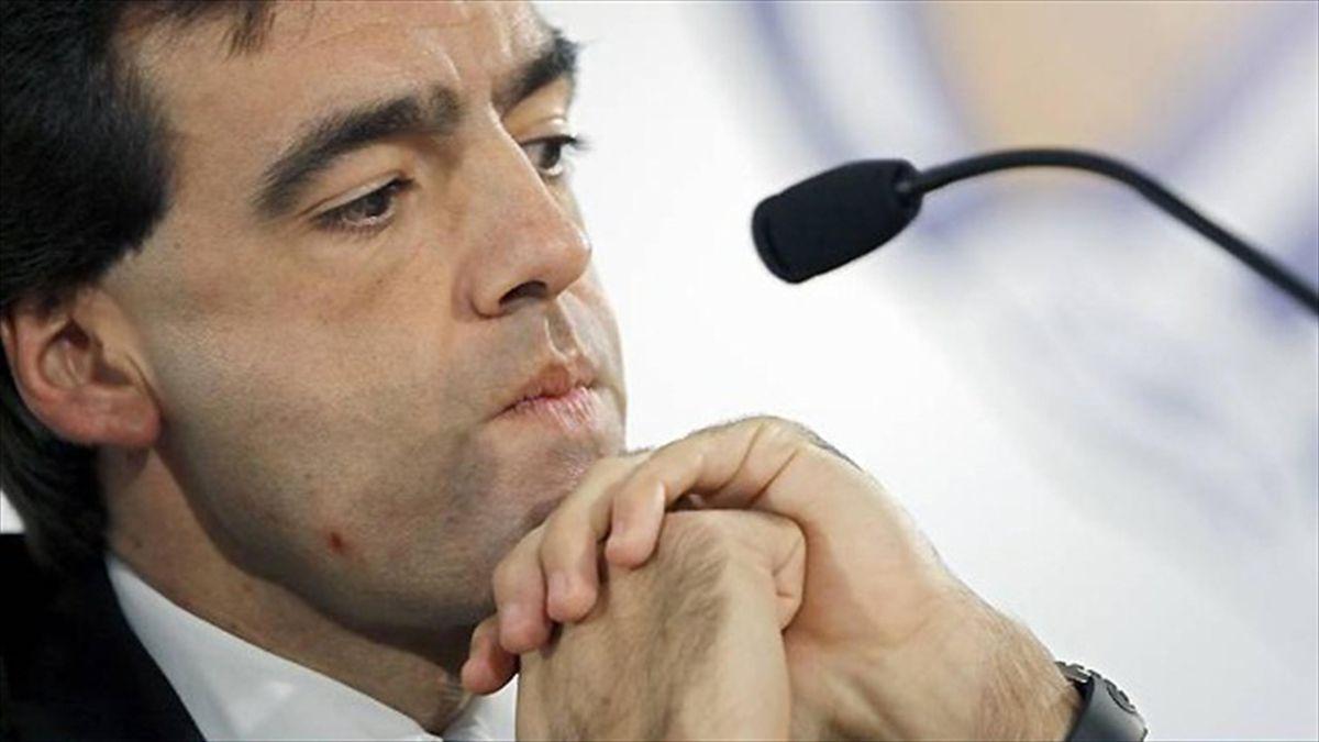 Iñaki Badiola belastet Fuentes schwer
